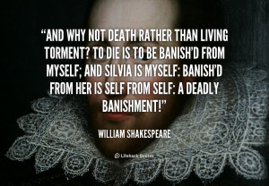 Shakespeare Quotes On Death Clinic