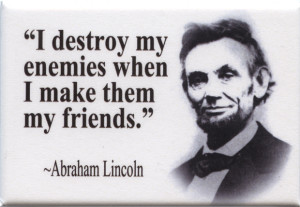 FM047 - Abraham Lincoln Quote