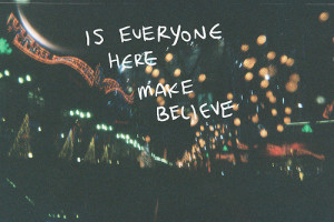 believe, cute, lyrics, make believe, mayday parade, quote