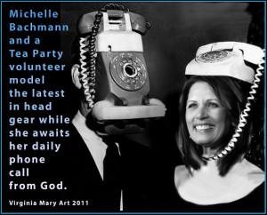Michelle Bachmann en vogue