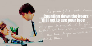 The Office Jim & Pam