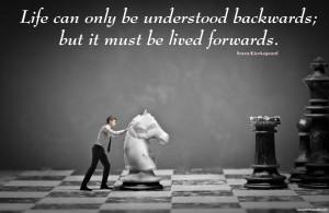 Soren Kierkegaard Life Experience Quotes