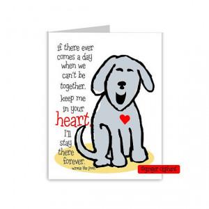Dog Sympathy Card Pet Sympathy Card