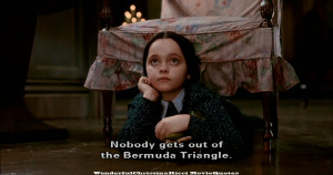 Showing Gallery For Famous Wednesday Addams Quotes