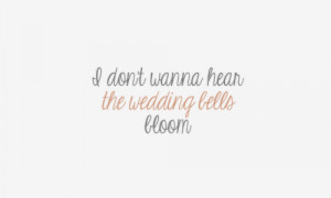 Jonas Brothers #Wedding Bells #V
