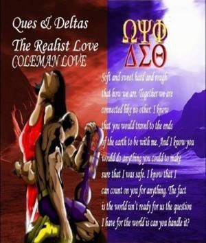 Omega Psi Phi/Delta Sigma Theta Coleman Love Group