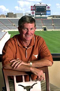 Thread: Mack Brown is only two months older than Nick Saban?