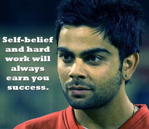 Inspirational quotes by Virat Kohli - daily.bhaskar.com
