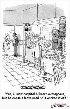 ... funny stuff humor memes wash dishes bill humor medical bill medical