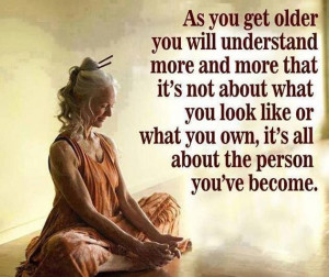 aging beauty within