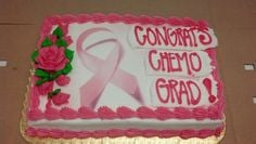 Last day of chemo treatments More