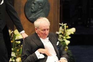 Tomas Transtromer Nobel Prize Award Ceremony 2011