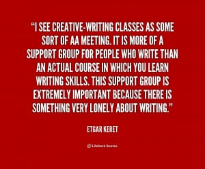 Creative Writing Quotes Preview quote
