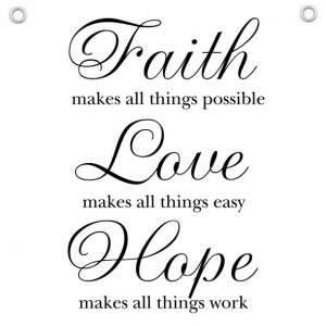 hope love faith quotes hope love faith quotes hope love faith quotes ...