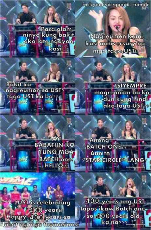 Thread: Vice Ganda Showtime Jokes!! Super Laughtrip! :))