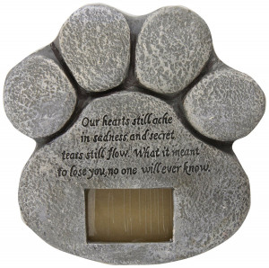 Pet Paw Print Remembrance Memorial Memory and 50 similar items