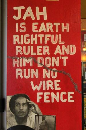 Bob Marley Quotes Just Pic #13