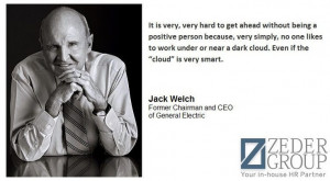"""... smart."""" Jack Welch (Former Chairman and CEO of General Electric"""