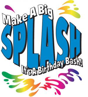 Pool Birthday Parties