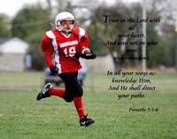 Home » All Photographs » Sports Pictures with Bible Verses 2010