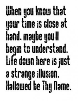 ... Thy Name - song lyrics, music lyrics, songs, song quotes, music quotes