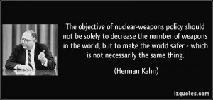 More Herman Kahn Quotes