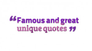 """Famous and great unique quotes """"A human being is a single being ..."""