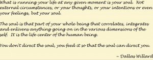 Feeding the Soul Quotes