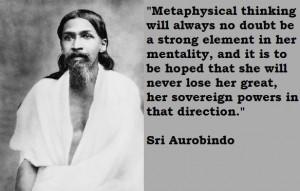 Sri aurobindo famous quotes 6
