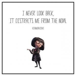 Famous words of Edna Mode from The Incredibles. #iamdavidvo # ...