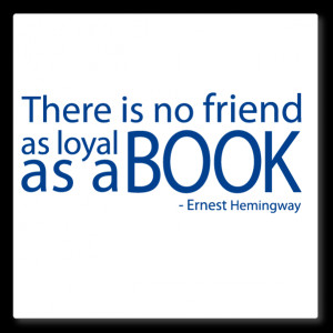 ... » books-quotes wall decals » BOOK - library wall quote (friend