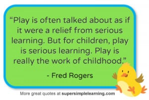 ... them through games, puzzles, learning toys, crafts and sensory play