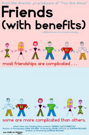"FWB = ""Friends with Benefits"""