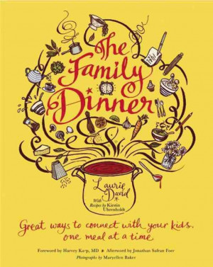 Family Dinner' Writer Dishes On Getting Kids To Table