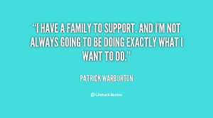 Quotes About Family Support