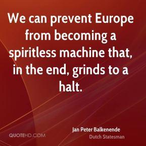 Jan Peter Balkenende Quotes