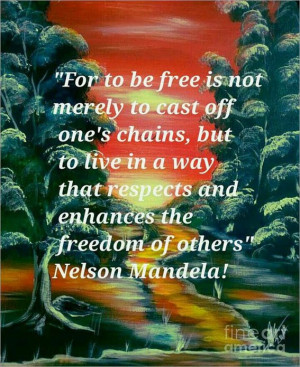 freedom quotes from nelson mandela description inspirational quotes ...