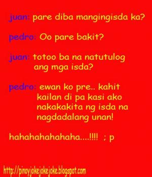 Funny Quotes Jokes Filipino #1