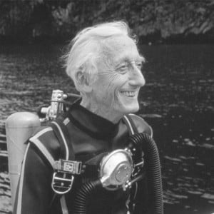 B1, Jenkins, Reed, Jacques Cousteau