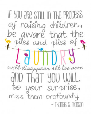 LOVE! cute printable for laundry room