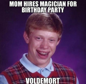 Share This Funny Happy Birthday Meme On Facebook!