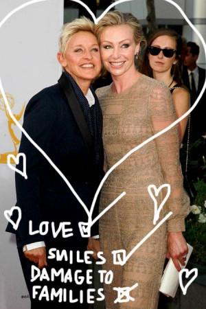 Ellen Gay Marriage 68