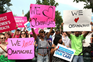 Obama's Health-Care Overhaul Upheld by U.S. Supreme Court