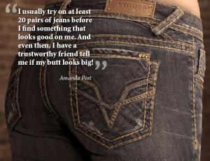 Quote of the Day: Amanda Peet