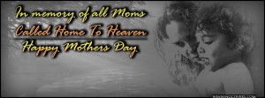 Missing Mother Loss Bereavement : Happy Mothers Day Cover Photo
