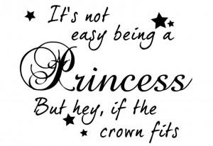 cute princess quotes Price