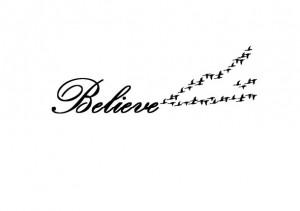 believe, bird, birds, quote