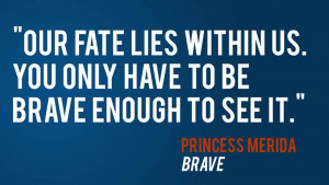 Fate Lies Within Us