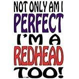 Redhead Quotes & Sayings