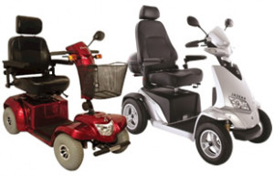 Find the best mobility scooter for you…